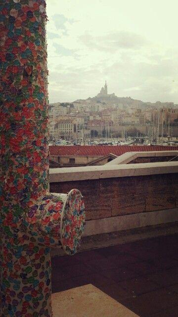 Marseille. Photo: Eglantine Lagiere.
