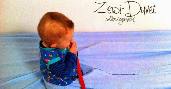 pinky frog: Zewi Decke selber nähen