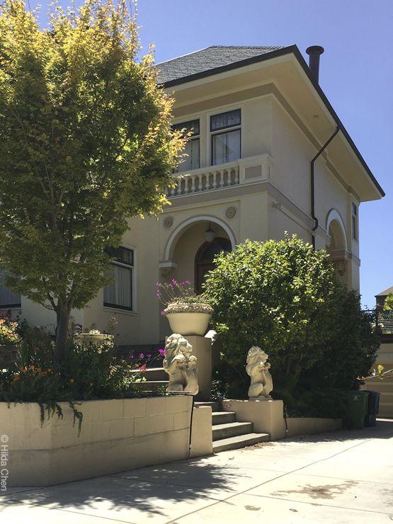 House In Cole Valley San Francisco Ca San Francisco City