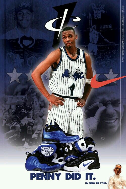 Nike Air Penny Shoes Wiki