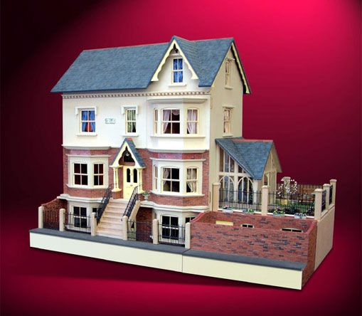 Sid Cooke Dolls' House