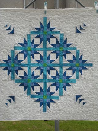 Mexican Star Quilt Pattern Mexican Star Quilt Pattern