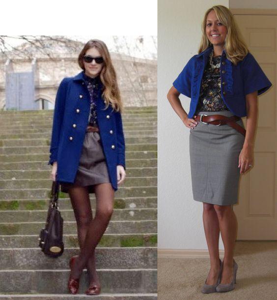 blue,camel,grey  My combo today except grey tights & flats/blue dress/camel coat