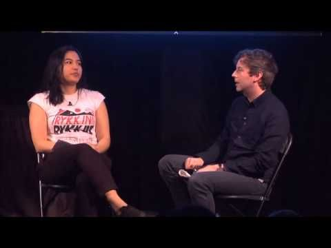 MoCCA Arts Fest: A Chit-Chat with Jillian and Ryan -  Guest of Honor Jillian Tamaki in conversation with Ryan Sands