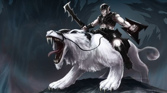 Rise of The White Orc by Vadly in Light