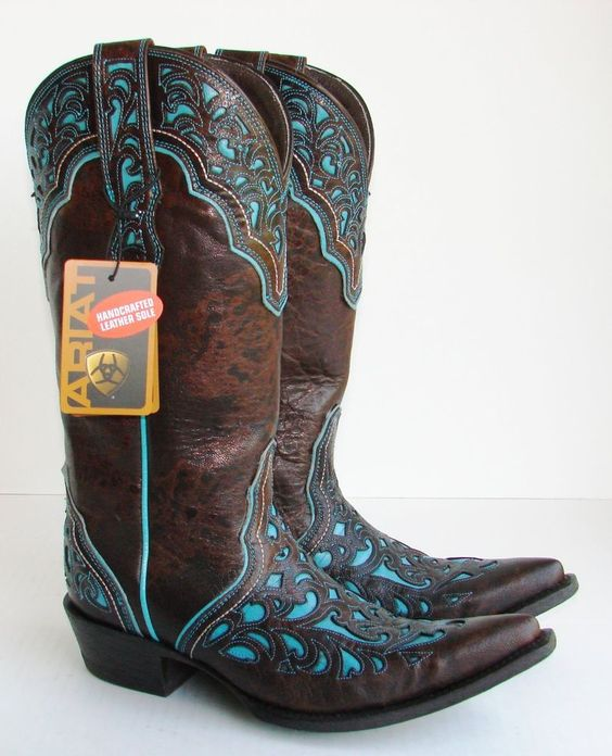 New Ariat Boots - Cr Boot