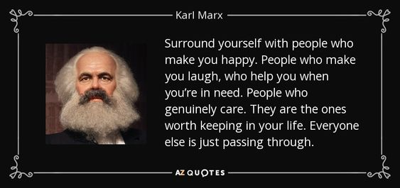 Can someone tell me in simple terms what were Karl Marx's major theories and contributions to sociology?