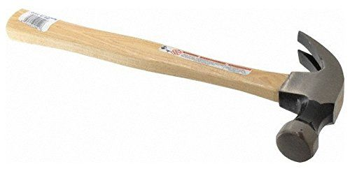 20 Oz Head Wood Handle Curved Standard Hammer 14 Wood Handle Hammer
