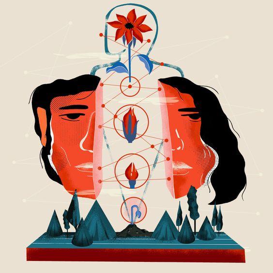 Nación Mojave - Ilustración: Vane Julián