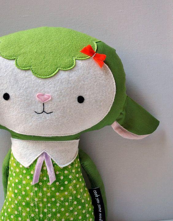 ovelha verde