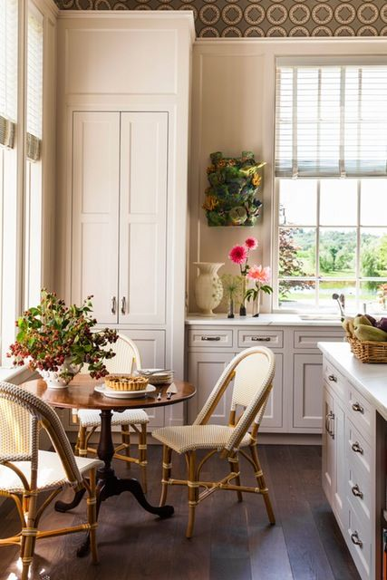 Peter Pennoyer's House in the Country - Kitchen Design - Dering Hall