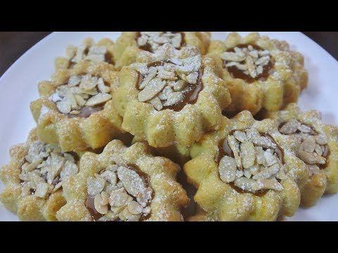 في دقائق وعينيك مغمضين حضري أسهل حلوة بالكراميل والكاوكاو هشيشة وبنينة ما شاء الله طبخات ياسمين Youtube Food Breakfast Muffin