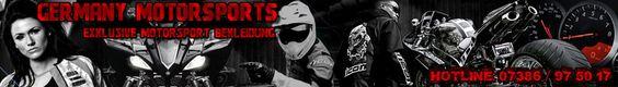 Germany Motorsports Banner