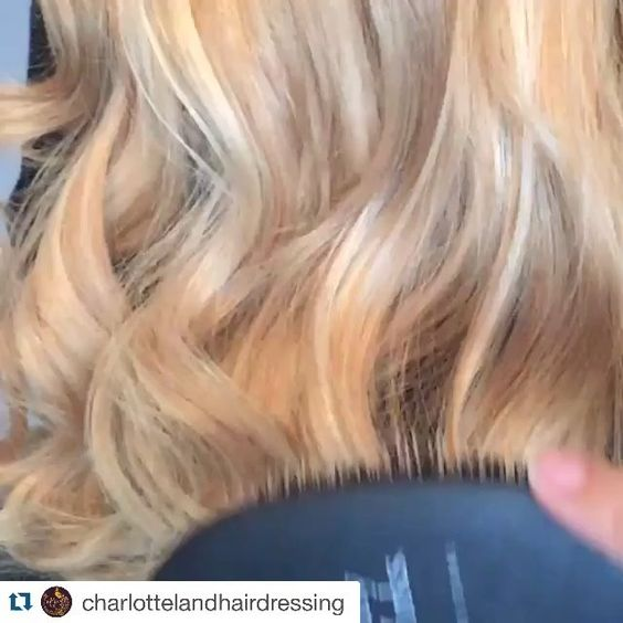 """#Repost @charlottelandhairdressing with @repostapp. ・・・GOLD DOUBLE WEFT   PRESS PLAY  dressing out a @beauty_worksonline gold weft in shade """"Boho Blonde"""" using the Boar Brush on hair extensions is essential for keeping hair healthy  #beautyworks #beautyworkslincoln #yesbw #laweave #laweavelincoln #hairextensions #hairextensionlincoln #charlottelandhairdressing #hairgoals #blondehair #instahair #hairvidz #hairinspo #princesshair"""