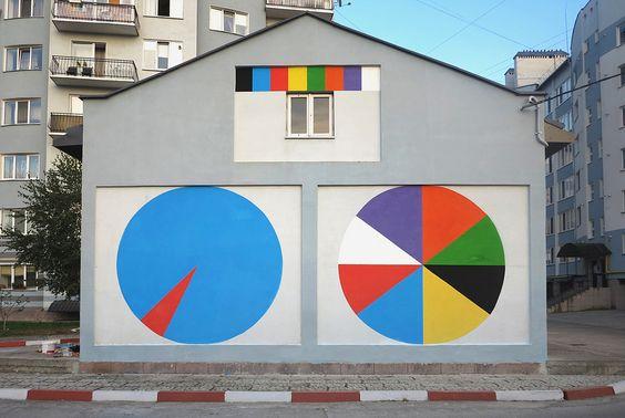 """Diagrams"", Ivano-Frankivsk, Ukraine, 2015 | par Amor * Buenos Aires"