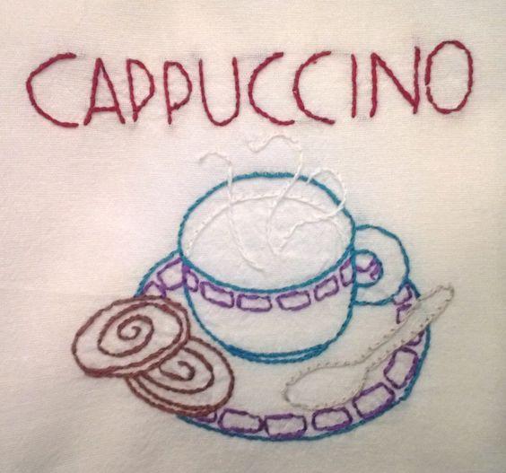Java Break pattern Cappuccino  #java  #cappuccino  #coffee  #biscotti