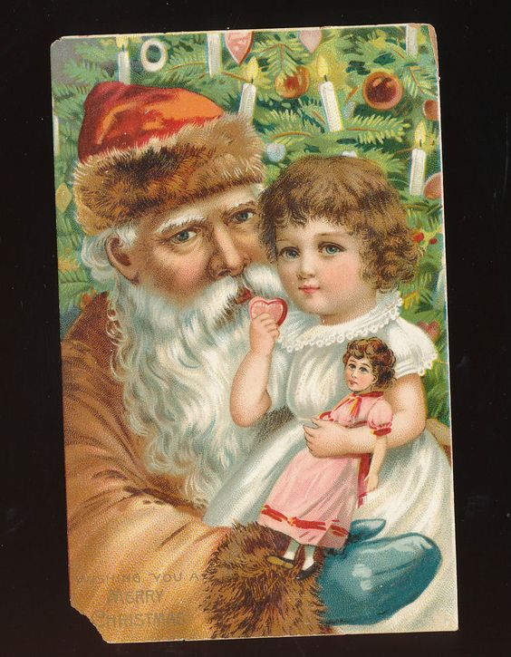 Used in Collectibles, Postcards, Holidays