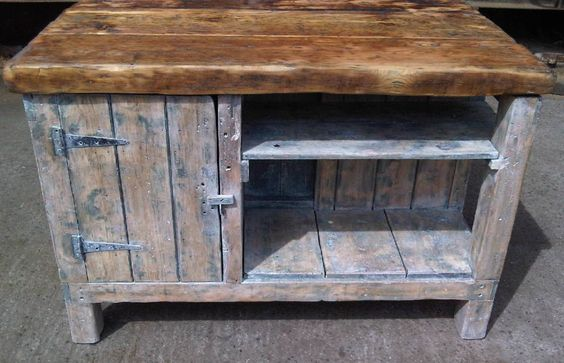 Vintage engineers bench | Lawsons Traditional Timber