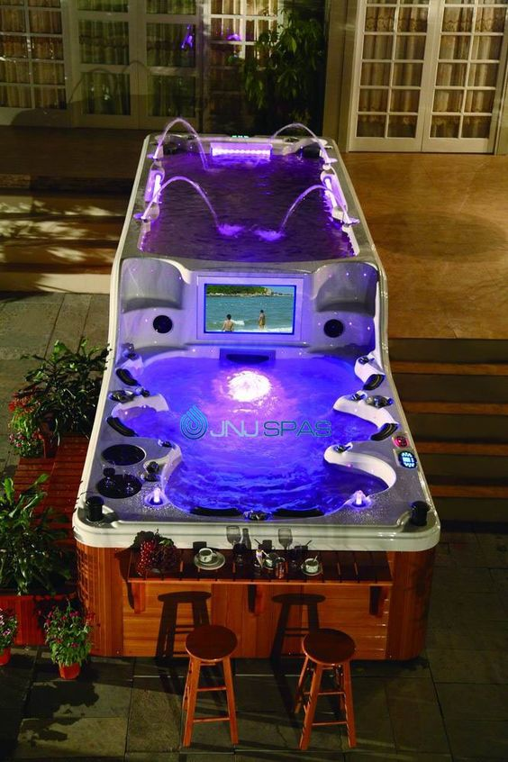 Image detail for spa 8178 swim spa detailed info for for Pool and spa show wa