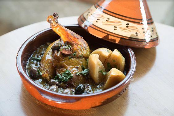 Origins Of Moroccan Food