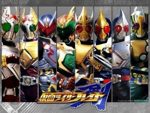 Kakusei Kamen Rider Blade Insert Song Youtube Kamen Rider Kamen Rider Drive Rider