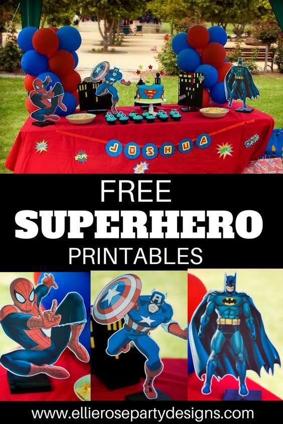 15++ Diy superhero party backdrop trends