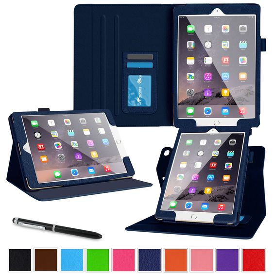 roocase Dual View Case for Apple iPad Air 2