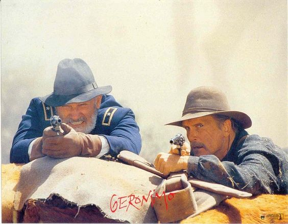 GERONIMO: AN AMERICAN LEGEND - Film of the year 1993