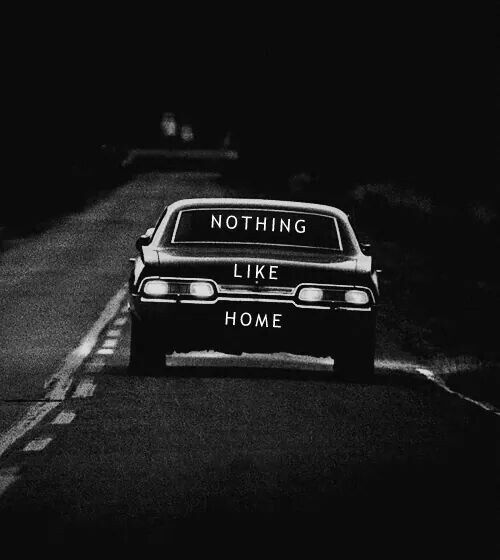 Nothing like home // Chevy Impala