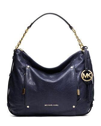 MICHAEL Michael Kors  Large Devon Shoulder Bag.