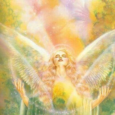 Archangel Jophiel: