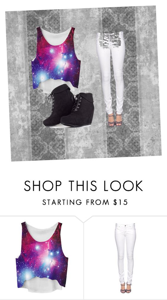 """""""Untitled #17"""" by fashionlover-36 ❤ liked on Polyvore featuring Citizens of Humanity and MARA"""