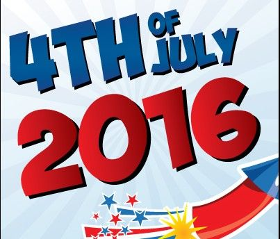 july 4th 2016 day