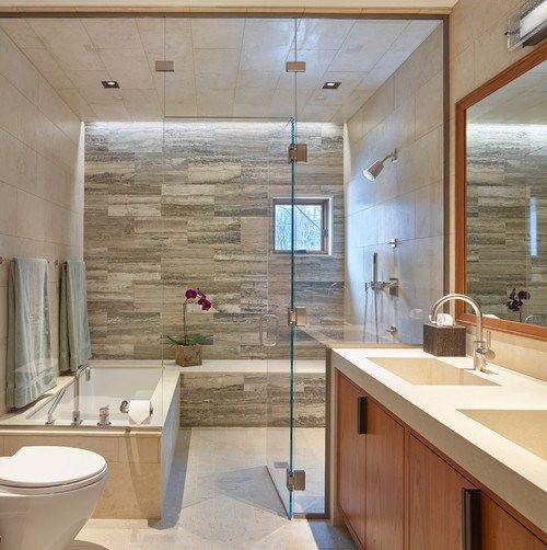 5 Incredible Ways To Decorate Your Master Bedroom Bathroom Makeover Trendy Bathroom Bath Remodel