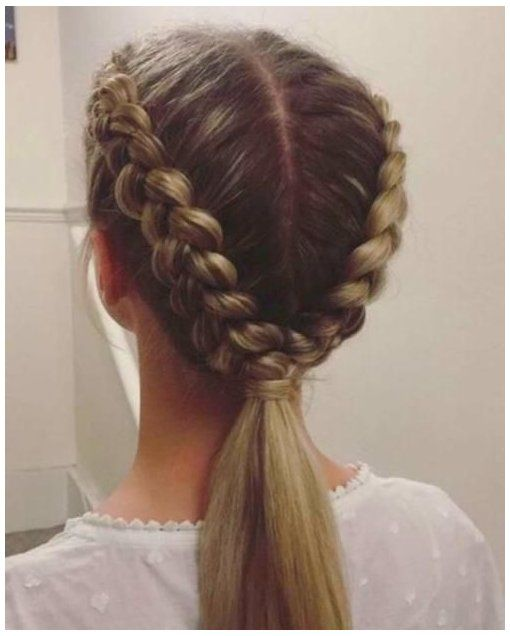 Braided Hairstyles Girls Athletic Hairstyles Softball Hairstyles 52 Braid Hairstyle Ideas For Girls Nowada Sporty Hairstyles Game Day Hair Sports Hairstyles