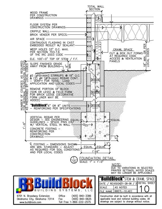 Wood Frame Wall Section Detail Drawings Pinterest