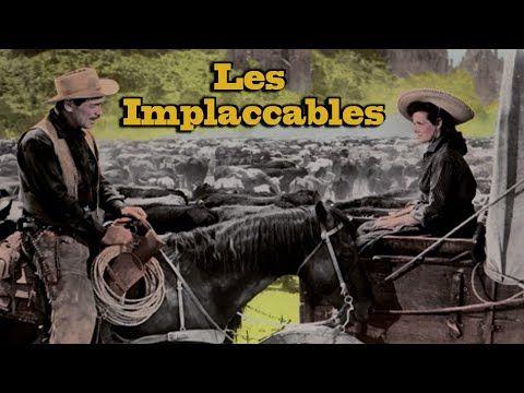Les Implacables Film Complet En Francais Western Drame 1955 Youtube Films Complets Film Complet En Francais Film