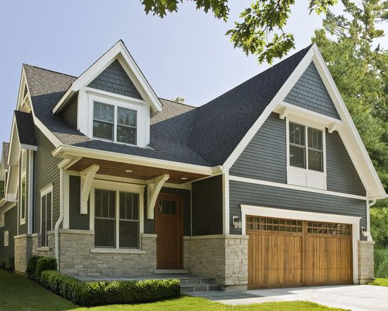 Iron Grey Hardie Board Design Pictures Remodel Decor And Ideas Dream Home Pinterest