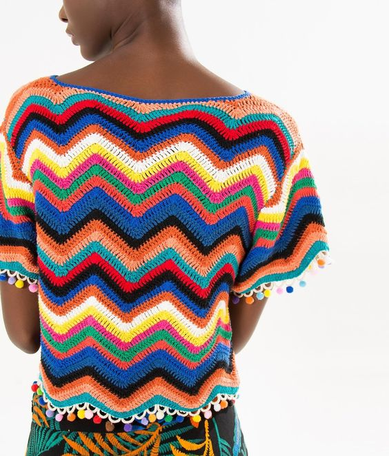 Crochetemoda Blog: Bata de Crochet