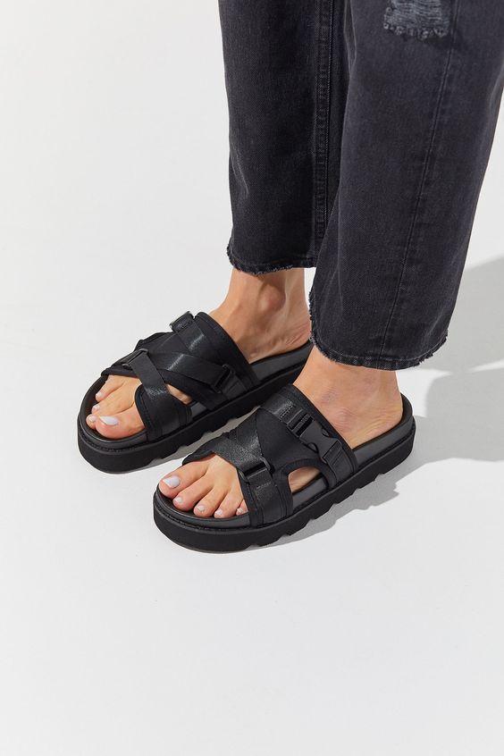Slide View: 6: UO Sport Slide Sandal