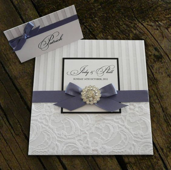 Handmade Wedding Invitations Glamorous 39 Handmade Wedding Invitation