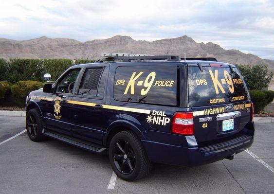 Nevada Highway Patrol K-9 Unit Law Enforcement Today www.lawenforcementtoday.com
