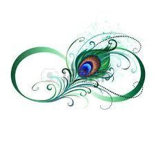 Risultati immagini per stylized peacock tattoo                              …