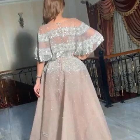 فستان فخم تألقي مع Reemfashion17 فساتين راقية فساتين اعراس فساتين زفاف فساتين فستان سهره فساتين اف Formal Dresses Long Dresses Formal Dresses