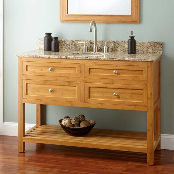 Pinterest  The World's Catalog Of Ideas Fascinating Narrow Depth Bathroom Vanity Design Inspiration