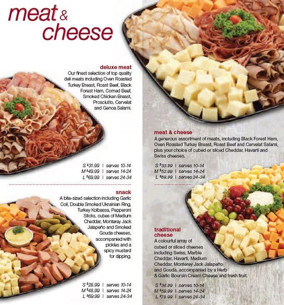 Costco Appetizer Platters