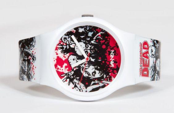 Relógio do Walking Dead