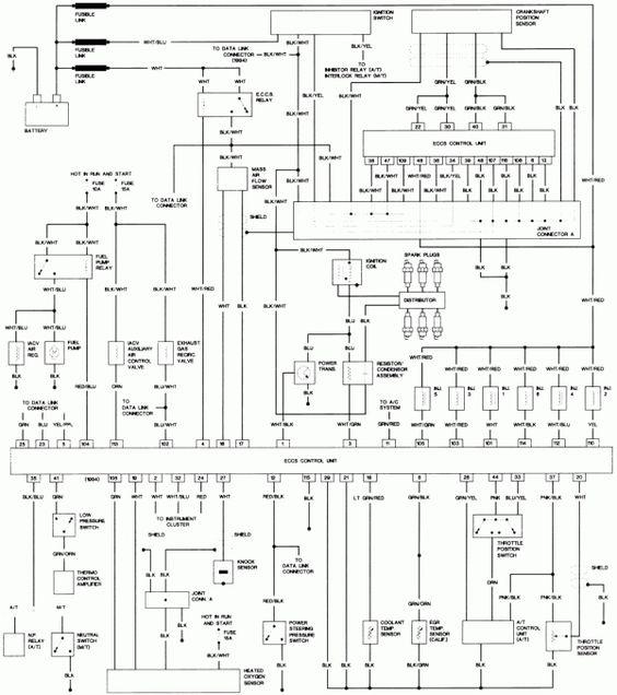 12 1994 Nissan Truck Wiring Diagram Nissan Pickup Truck Nissan Trucks Nissan