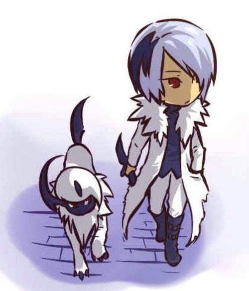 absol human form | Anime | Pinterest | Anime