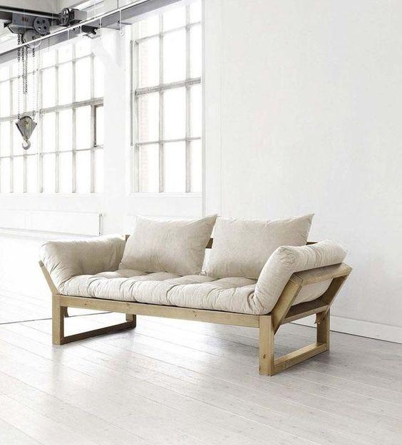 Modelos de sofás de madeira                              …: